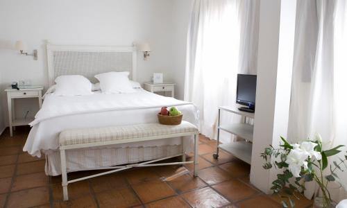 Standard Doppel- oder Zweibettzimmer Palacio De Los Navas 26