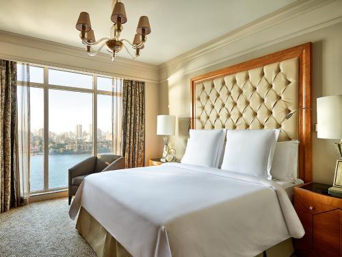 Four Seasons Hotel Cairo at Nile Plaza 部屋の写真