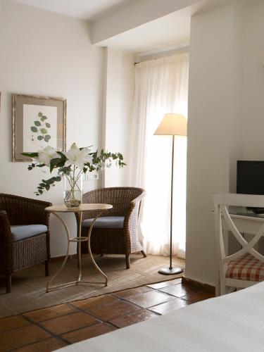 Habitación Doble Estándar - 1 o 2 camas Palacio De Los Navas 30