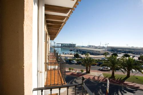 Double or Twin Room with Sea View - single occupancy La Posada del Mar 21