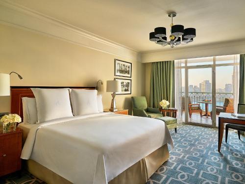 Four Seasons Hotel Cairo at Nile Plaza - image 13