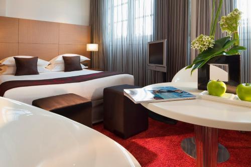 Villathena - Hôtel - Paris