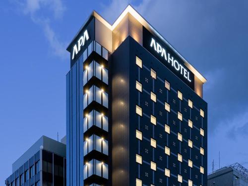 APA 호텔 신토미초-에키키타