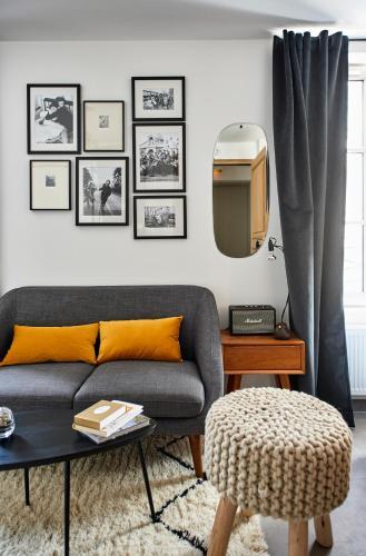 My Maison In Paris - Sentier impression