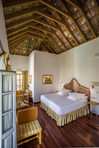 Patios en Ático Las Casas de la Judería de Córdoba 23