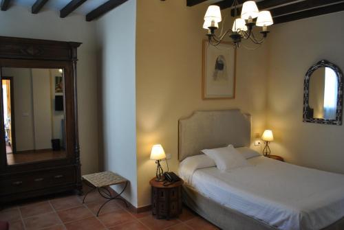 Doppel- oder Zweibettzimmer Palacio de Santa Inés 6