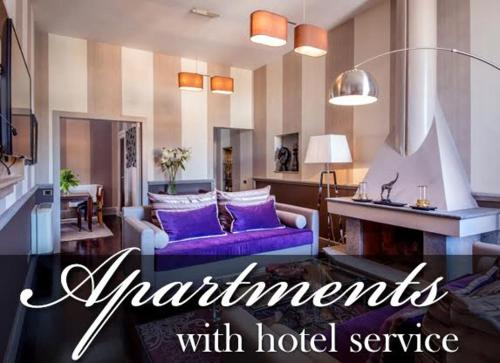Hotel Spanish Steps - The Good Night Apartments -SLH