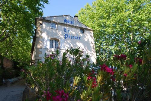 Hôtel le Prieuré - Hôtel - Aix-en-Provence