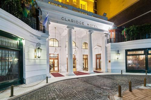 Claridge Hotel impression