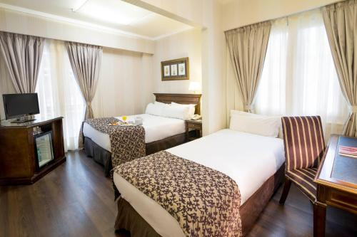 Claridge Hotel photo 15
