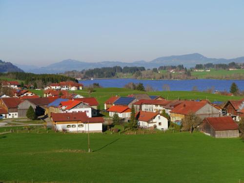 Cozy Apartment in Petersthal Bavaria near Lake - Oy-Mittelberg