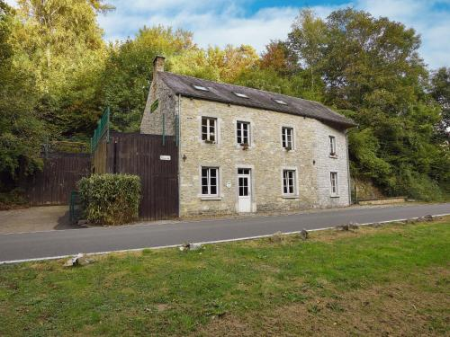 . Charming Holiday Home with Fireplace in Anhee Ardennes