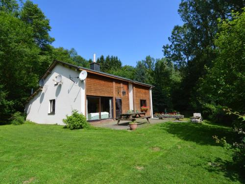 . Cosy Holiday Home in Noirefontaine with Garden