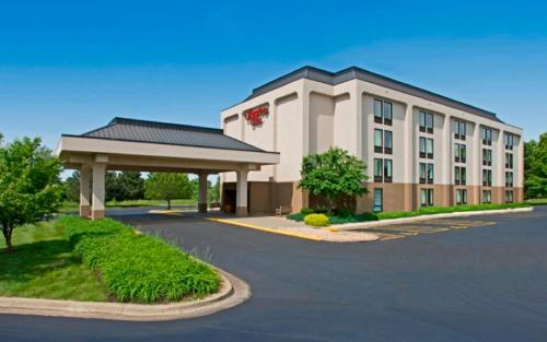 Hampton Inn Kansas City - Airport