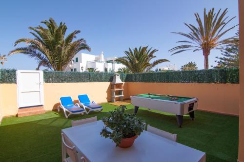 . Anju Villas Los delfines Bravo's apartments