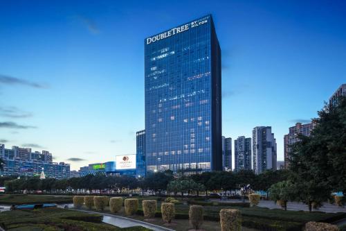 . DoubleTree by Hilton Hotel Shenzhen Longhua