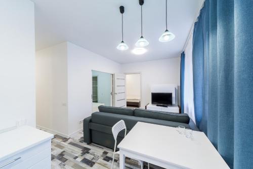 . Apartments Komsomolskiy prospekt 24