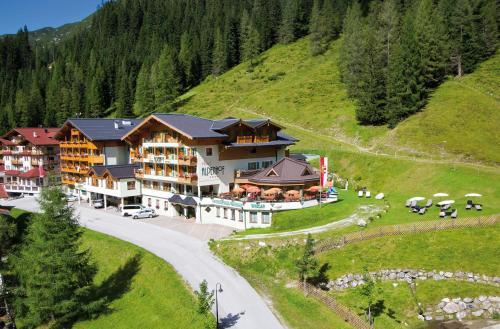 Hotel Alpenhof Superior Zauchensee