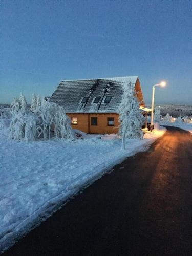 Holzblockhaus Magdalena - Kurort Altenberg