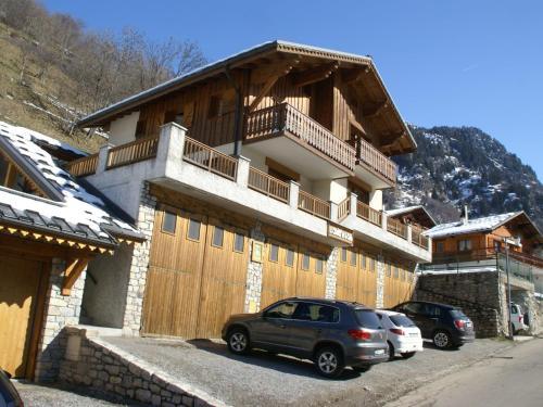 Cosy Chalet in Champagny-en-Vanoise near Ski Area - Le Villard