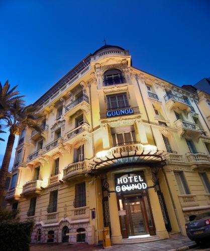 Hotel Gounod - Hôtel - Nice