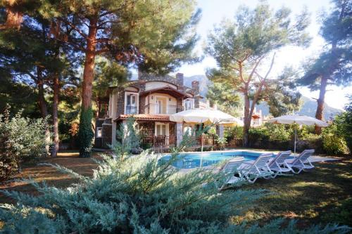 Fethiye Villa Xanthos 313 odalar