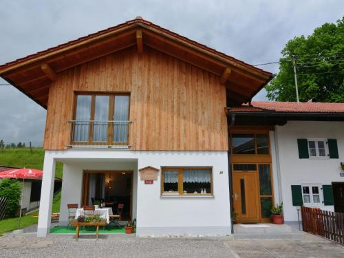 . Luxurious holiday home in Lechbruck Bavaria private garden