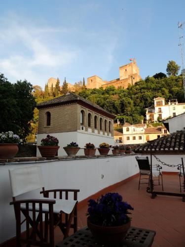 Family Suite (3 Adults) Casa Palacio Carmen del Cobertizo 23