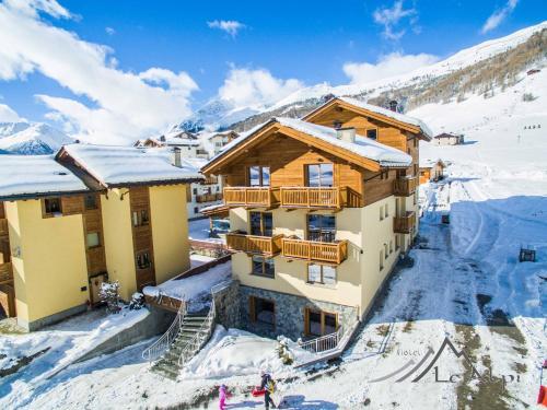 Hotel Le Alpi Livigno