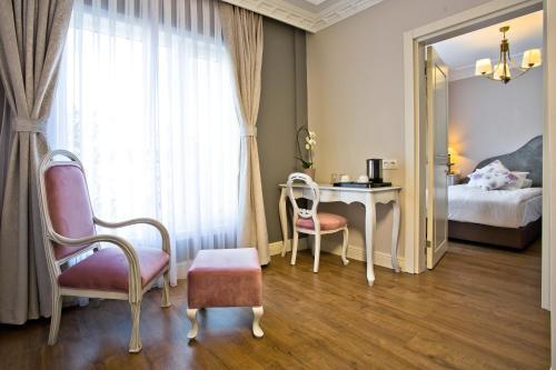 Istanbul Villa Blanche Hotel tek gece fiyat