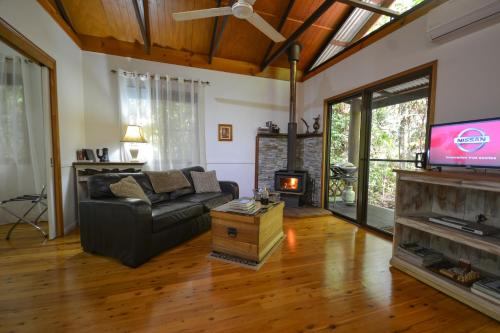 Фото отеля Crater Lakes Rainforest Cottages