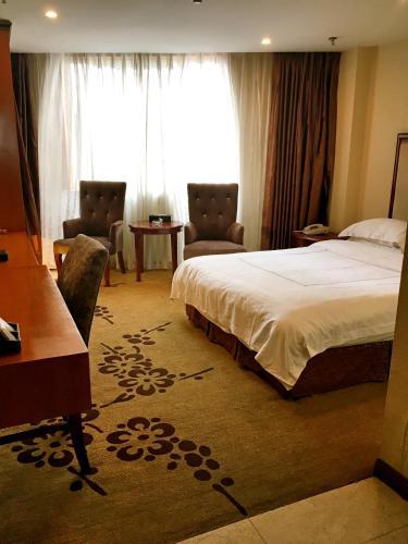 Chengdu Bai Gang International Hotel room photos