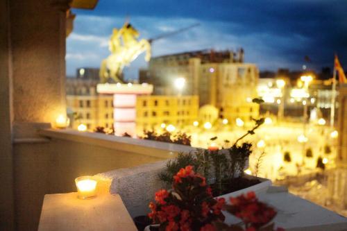 HotelSkopje City Square View