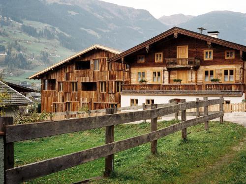 Apartment Brizerhaus 6 Ramsau im Zillertal