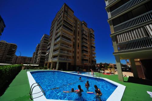. Apartamento Olimpo Orange Costa