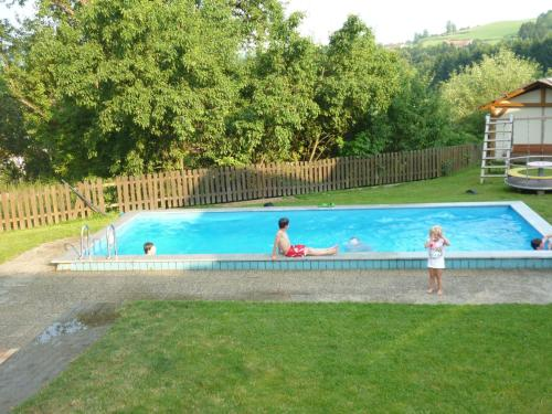 . Holidays in Bavaria with a swimming pool