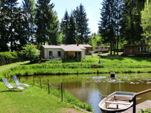 . Cosy Holiday Home in Thuringia with Sauna
