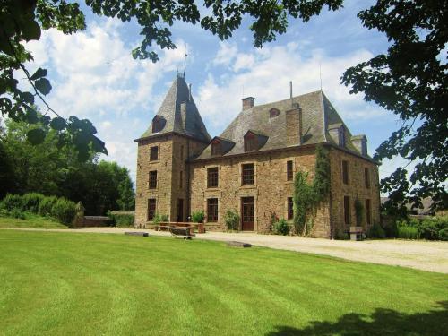 Kasteel-overnachting met je hond in Castel Bodeux - Basse-Bodeux