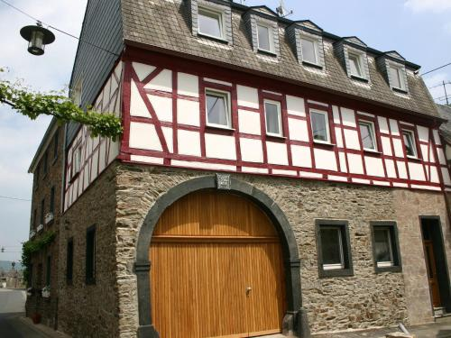 . Heritage Apartment in Moselkern in the Countryside