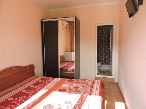 Cameră dublă Confort cu balcon (Comfort Double Room with Balcony)