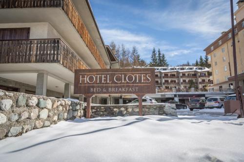 Hotel Clotes Sauze d'Oulx