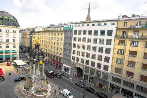 Living Vienna Hoher Markt, Hotel in Wien