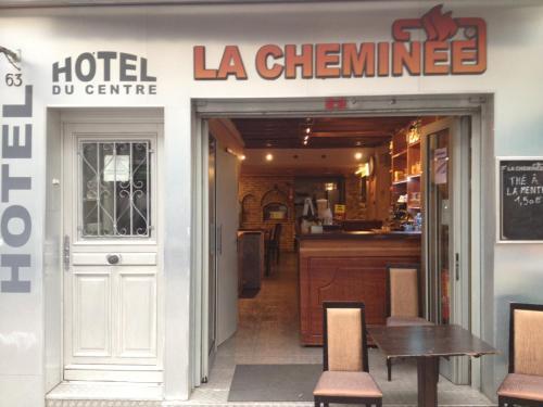 Hôtel du Centre (Bed and Breakfast)