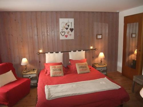 Le Domaine du Grand Cellier Chambres d'hôtes en Savoie - Accommodation - Tournon