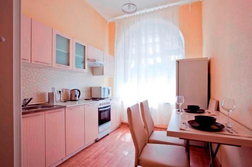 . W Apartament Leningradskoye 10