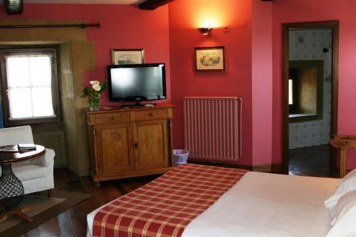 Superior Double Room Hotel Palacio Obispo 17