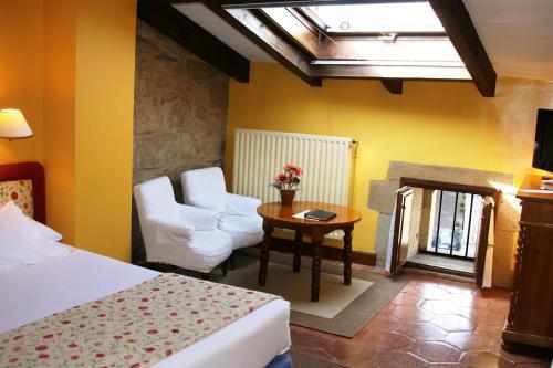 Doppel- oder Zweibettzimmer Hotel Palacio Obispo 15