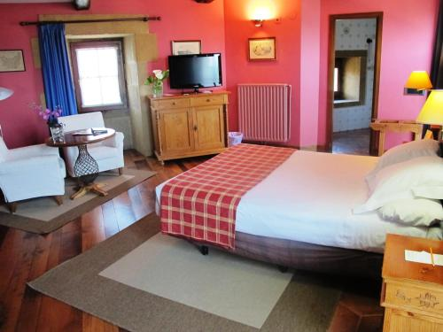 Superior Double Room Hotel Obispo 14