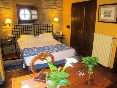 Doppel- oder Zweibettzimmer Hotel Palacio Obispo 17