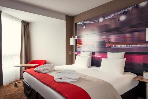 Mercure Paris Boulogne photo 38